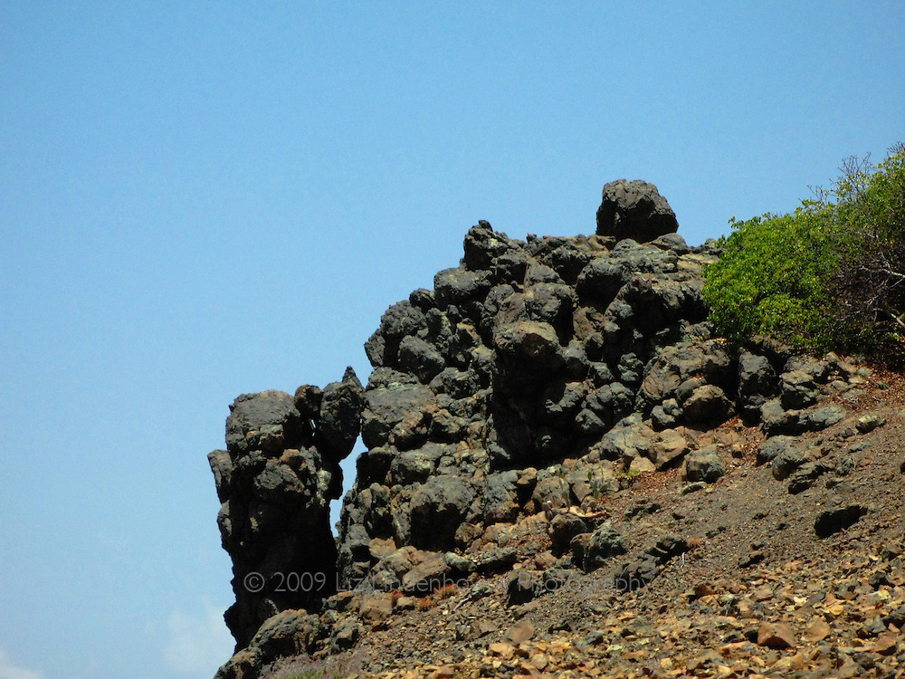 Rock formation, Arikok National Park, Aruba