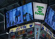 KELOWNA, CANADA - NOVEMBER 17:  CIBC at the Kelowna Rockets game on November 17, 2017 at Prospera Place in Kelowna, British Columbia, Canada.  (Photo By Cindy Rogers/Nyasa Photography,  *** Local Caption ***