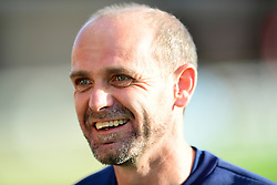 Lincoln City's academy manager Damian Froggatt<br /> <br /> Lincoln City under 18s Vs Leicester City under 18s at Sincil Bank, Lincoln.<br /> <br /> Picture: Chris Vaughan/Chris Vaughan Photography<br /> <br /> Date: July 28, 2016