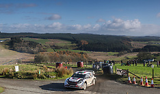 FIA World Rally Championship - Dayinsure Wales Rally GB - 29 October 2017