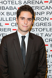 Semi-Exclusive - Gabriel Attal Depute LREM Haut de Seine at Chinese Business Club France China official Lunch at Four Seasons George V Hotel on October 21, 2017 in Paris, France. Photo by Nasser Berzane/ABACAPRESS.COM
