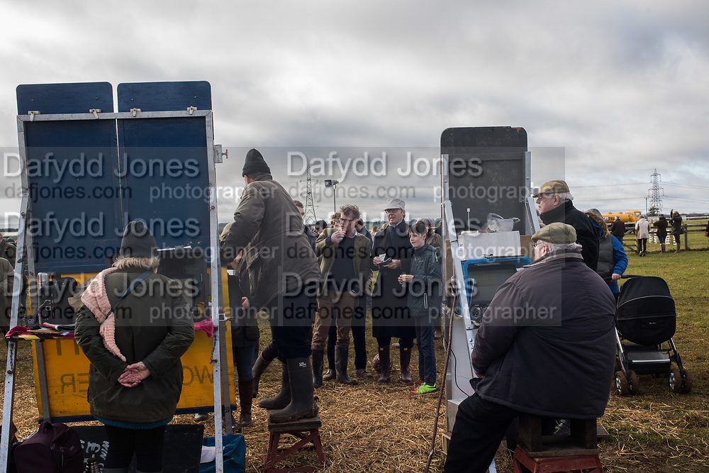 Heythrop Point to Point, Cocklebarrow, 28 January 2018