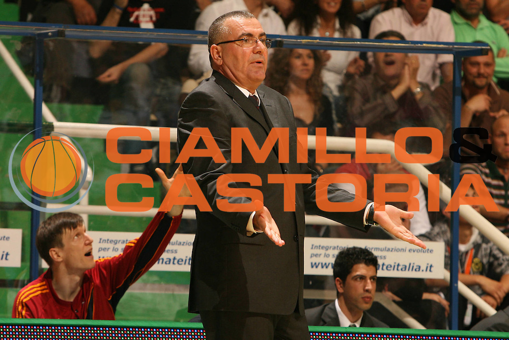 DESCRIZIONE : Siena Lega A1 2007-08 Playoff Finale Gara 2 Montepaschi Siena Lottomatica Virtus Roma <br /> GIOCATORE : Jasmin Repesa<br /> SQUADRA : Lottomatica Virtus Roma <br /> EVENTO : Campionato Lega A1 2007-2008 <br /> GARA : Montepaschi Siena Lottomatica Virtus Roma <br /> DATA : 05/06/2008 <br /> CATEGORIA : ritratto<br /> SPORT : Pallacanestro <br /> AUTORE : Agenzia Ciamillo-Castoria/E.Castoria
