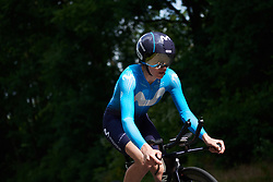 Alba Teruel (ESP) at Lotto Thuringen Ladies Tour 2018 - Stage 7, an 18.7 km time trial starting and finishing in Schmölln, Germany on June 3, 2018. Photo by Sean Robinson/velofocus.com
