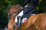 Lisa Cez - Artisto W<br /> FEI European Dressage Championships for Young Riders and Juniors 2013<br /> © DigiShots