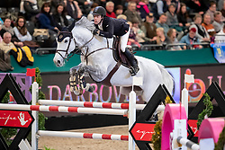 VAN DER VLEUTEN Maikel (NED), Dana Blue<br /> Leipzig - Partner Pferd 2019<br /> IDEE Kaffe Preis<br /> CSI5*<br /> 18. Januar 2019<br /> © www.sportfotos-lafrentz.de/Stefan Lafrentz