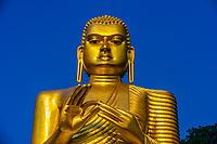 Giant Buddha statue, Golden Temple, Dambulla
