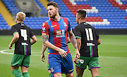 Connor Wickham makes his return during the Final Third Development League match between U21 Crystal Palace and U21 Bristol City at Selhurst Park, London, England on 3 November 2015. Photo by Michael Hulf.