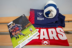 Bristol Bears Women changing room - Mandatory by-line: Paul Knight/JMP - 19/01/2019 - RUGBY - Shaftesbury Park - Bristol, England - Bristol Bears Women v Worcester Valkyries - Tyrrells Premier 15s