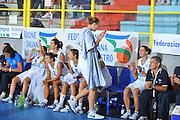 DESCRIZIONE : Cagliari Qualificazioni Campionati Europei Italia Croazia <br /> GIOCATORE : Team Italia<br /> SQUADRA : Nazionale Italia Donne <br /> EVENTO :  Qualificazioni Campionati Europei Nazionale Italiana Femminile <br /> GARA : Italia Croazia<br /> DATA : 02/08/2010 <br /> CATEGORIA : Esultanza<br /> SPORT : Pallacanestro <br /> AUTORE : Agenzia Ciamillo-Castoria/M.Gregolin<br /> Galleria : Fip Nazionali 2010 <br /> Fotonotizia : Cagliari Qualificazioni Campionati Europei Italia Croazia<br /> Predefinita :