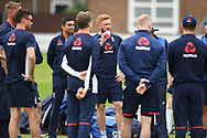 Jonny Bairstow of England pictured during training at Lord's, London ahead of the test match series against Pakistan.<br /> Picture by Simon Dael/Focus Images Ltd 07866 555979<br /> 21/05/2018