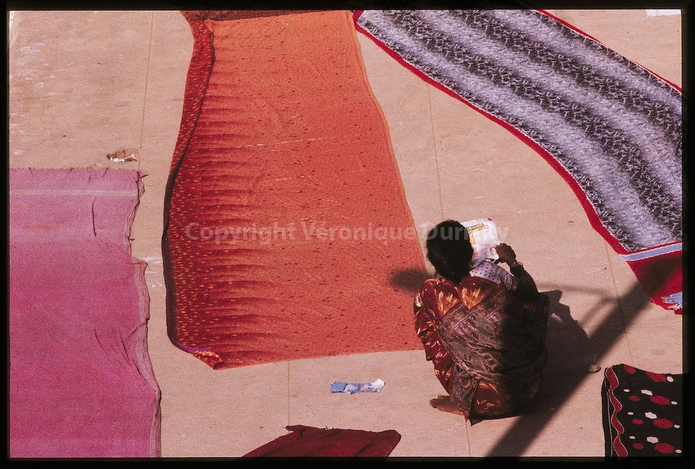 Ville de Tanjore également appeléeThanjavur, dans le Tamil Nadu, en Inde du Sud..Ville de Tanjore également appeléeThanjavur, dans le Tamil Nadu, en Inde du Sud