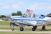 One in a collection of photographs captured in summer 2013, during my annual visit to the Experimental Aircraft Association's EAA AirVenture Oshkosh.