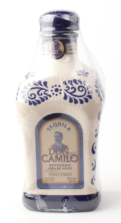 Don Camilo reposado -- Image originally appeared in the Tequila Matchmaker: http://tequilamatchmaker.com