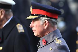 Charles, Prinz von Wales beim Remembrance Sunday in London / 131116 *** Remembrance Sunday, London, 13 Nov 2016 ***