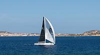 Rolex Maxi Cup 2017, Costa Smeralda, Porto Cervo Yacht Club Costa Smeralda (YCCS). SPECTRE (Peter Dubens) during the Rolex Maxi Cup 2017 in Sardinia.