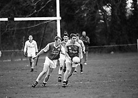 1998 Kilmacud Crokes v St Brigid's. Picture Austin Finn Under 21s GAA football match. January 1998 (Part of the Independent Ireland Newspapers/NLI Collection)