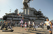 10/06/2014  Harlem Globetrotters at The Intrepid