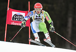 18.12.2016, Grand Risa, La Villa, ITA, FIS Weltcup Ski Alpin, Alta Badia, Riesenslalom, Herren, 1. Lauf, im Bild Zan Kranjec (SLO) // in action during 1st run of men's Giant Slalom of FIS ski alpine world cup at the Grand Risa in La Villa, Italy on 2016/12/18. EXPA Pictures © 2016, PhotoCredit: EXPA/ Erich Spiess