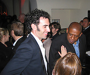 Sasha Baron Cohen & Forrest Whitaker.2007 HBO Pre Golden Globe Party.Chateau Marmount.West Hollywood, CA, USA.Saturday January 13, 2007.Photo By Celebrityvibe.com.To license this image please call (212) 410 5354; or.Email: celebrityvibe@gmail.com ;.Website: www.celebrityvibe.com