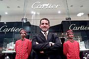 Guy Leynarie, president,Cartier.