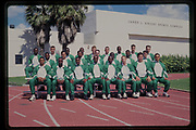 1996 Miami Hurricanes Men's & Women's Track & Field - <br /> Caneshooter Archive Scans 2020