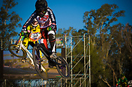 # 32 (CRAIN Brooke) USA at the UCI BMX Supercross World Cup in Santiago del Estero, Argintina.