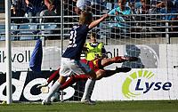 Fotball, tippeliga, Stavanger Stadion<br /> 050709 Viking - Lillestrøm LSK<br /> Foto: Sigbjørn Hofsmo Digitalsport<br /> Birkir Bjarnason - Otto Fredrikson