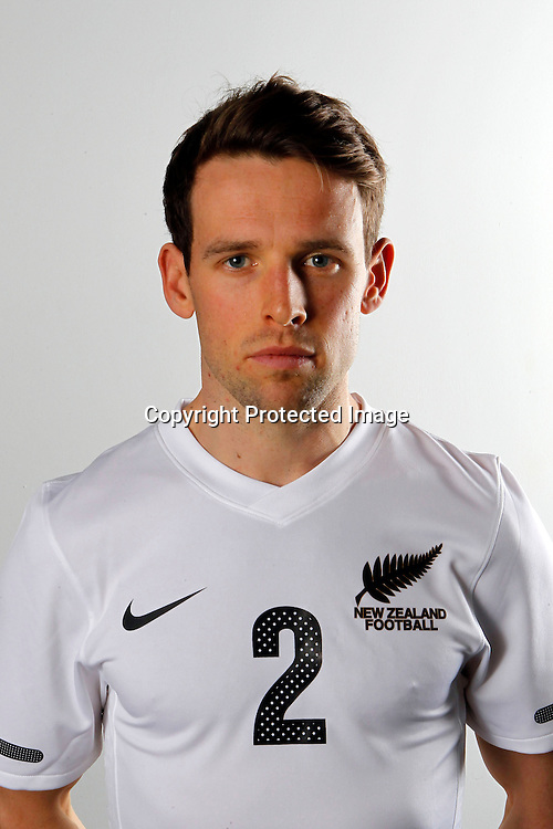 James VAUGHAN. Futsal Photo Shoot, North Harbour Stadium, Albany, Wednesday 19th September 2012. Photo: Shane Wenzlick