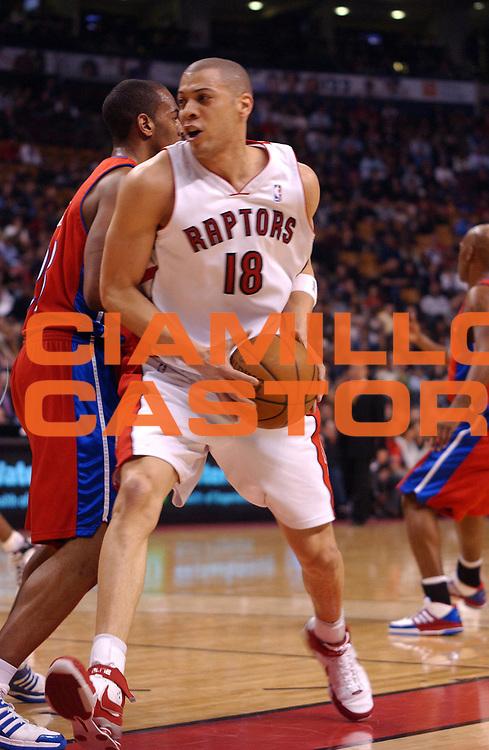 DESCRIZIONE : Toronto Campionato NBA 2007-2008 Toronto Raptors Detroit Pistons<br /> GIOCATORE : Anthony Parker<br /> SQUADRA : Toronto Raptors Detroit Pistons<br /> EVENTO : Campionato NBA 2007-2008 <br /> GARA : Toronto Raptors Detroit Pistons<br /> DATA : 26/03/2008 <br /> CATEGORIA :<br /> SPORT : Pallacanestro <br /> AUTORE : Agenzia Ciamillo-Castoria/V.Keslassy<br /> Galleria : NBA 2007-2008 <br /> Fotonotizia : Toronto Campionato NBA 2007-2008 Toronto Raptors Detroit Pistons<br /> Predefinita :
