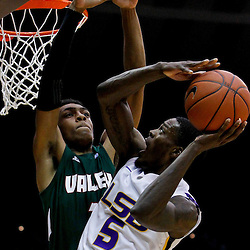 11-24-2012 Mississippi Valley State Devils at LSU Tigers