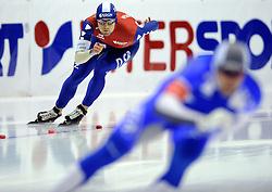 24-02-2008 SCHAATSEN: FINALE ISU WORLD CUP: HEERENVEEN<br /> Mark Tuitert<br /> ©2008-WWW.FOTOHOOGENDOORN.NL