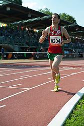 DANILIUK Aliaksandr, BLR, 1500m, T36, 2013 IPC Athletics World Championships, Lyon, France