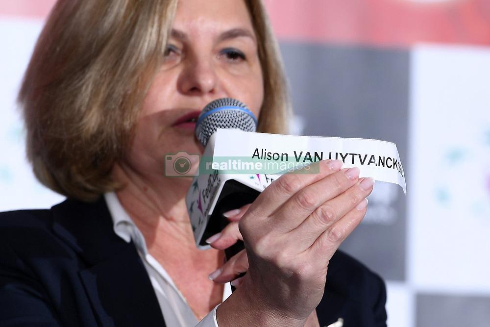 February 8, 2019 - Liege, France - Alison VAN UYTVANCK (Credit Image: © Panoramic via ZUMA Press)