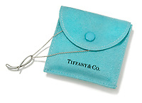 tiffany necklace in the bag