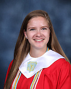 Waltrip High School 2016 salutatorian Emily Roberts.