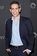 "JASON WINER attends the NBC Presentation of ""Perfect Harmony"" at the 2019 PaleyFest Fall TV Previews at the Paley Center for Media in Beverly Hills, California"
