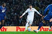 Leeds United midfielder Pablo Hernandez (19) in action during the EFL Sky Bet Championship match between Leeds United and Blackburn Rovers at Elland Road, Leeds, England on 9 November 2019.