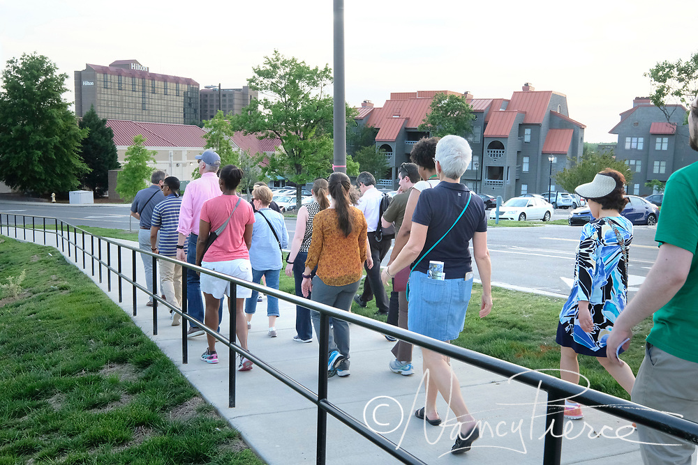 Janes Walk - University City: the Past, Present and Future of a City within the City
