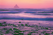 Sunset at Arch Cape Oregon Coast
