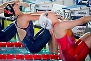 COSTADURA Ileana DDS <br /> 50 Dorso Donne<br /> Riccione 10-04-2018 Stadio del Nuoto <br /> Nuoto campionato italiano assoluto 2018<br /> Photo © Andrea Masini/Deepbluemedia/Insidefoto