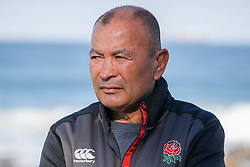 Eddie Jones (Head Coach) of England - Mandatory by-line: Steve Haag/JMP - 07/06/2018 - RUGBY - Kashmir Restaurant - Durban, South Africa - England Rugby Press Conference, South Africa Tour