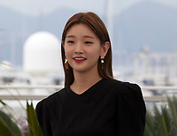 Actress Park So-Dam at Parasite film photo call at the 72nd Cannes Film Festival, Wednesday 22nd May 2019, Cannes, France. Photo credit: Doreen Kennedy