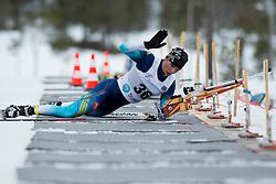 REPTYUKH Ihor, UKR, Long Distance Biathlon, 2015 IPC Nordic and Biathlon World Cup Finals, Surnadal, Norway