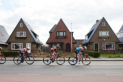 Boels Dolmans set the pace at Healthy Ageing Tour 2019 - Stage 2, a 134.4 km road race starting and finishing in Surhuisterveen, Netherlands on April 11, 2019. Photo by Sean Robinson/velofocus.com