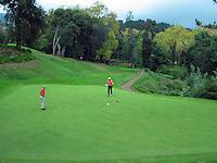 MADEIRA - Palheiro Golf Club.