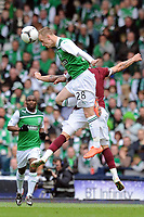 Football - Scottish FA Cup Final - Hibernian vs. Hearts<br /> Leigh Griffiths (Hibernian) at Hampden Park.