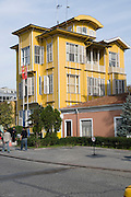 Turkey, Istanbul, Tourist police headquarters located near Hagia Sophia