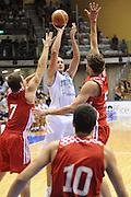 Trieste 08 Agosto 2012 - Amichevole Italia Croazia<br /> Nella Foto : MARCO CUSIN<br /> Foto Ciamillo