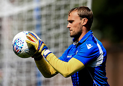 Sam Slocombe of Bristol Rovers warms up - Mandatory by-line: Matt McNulty/JMP - 19/08/2017 - FOOTBALL - Gigg Lane - Bury, England - Bury v Bristol Rovers - Sky Bet League One